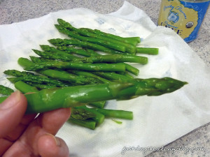 asparagus-blanched