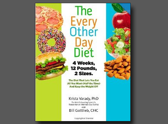 book review the every other day diet fast days healing days