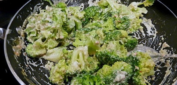 Creamy Chicken Broccoli Casserole