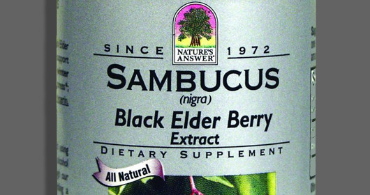 Nature's Answer Sambucus 5000mg