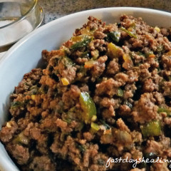 Fast Day Turkey Taco Meat