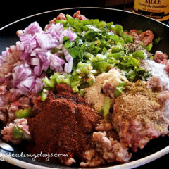 Sugar Free, Gluten Free Taco Seasoning Mix