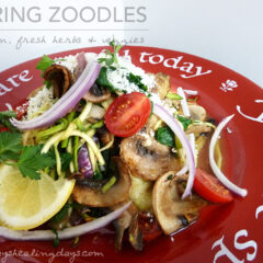Spring Zoodles